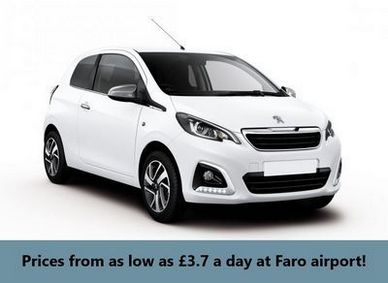 Image - Low prices on Faro airport car hire bookings