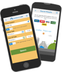 Mobile app for Car Hire Faro Airport