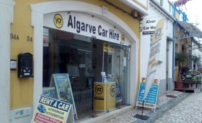Algarve car hire - Alvor office
